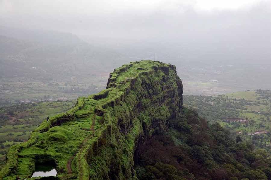 Lohagad Western Ghat Maharashtra LaidBacktraveller.com Laid Back Traveller