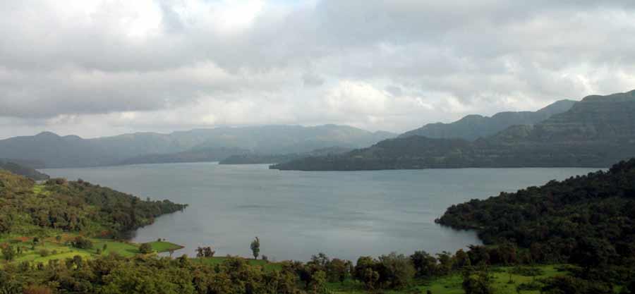 Mulshi Dam Western Ghat Maharashtra LaidBacktraveller.com Laid Back Traveller