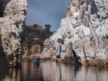 Bhedaghat Dhuandhar Falls