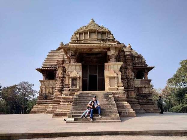 Devi Jagdamba Temple Western Group of Temples Khajuraho
