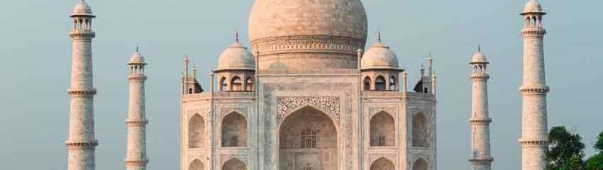 Taj Mahal agra uttar pradesh laid back traveller