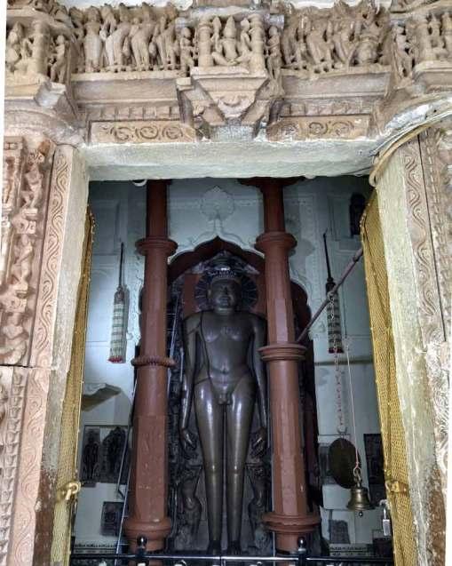 Shri Shantinath Temple, Khajuraho