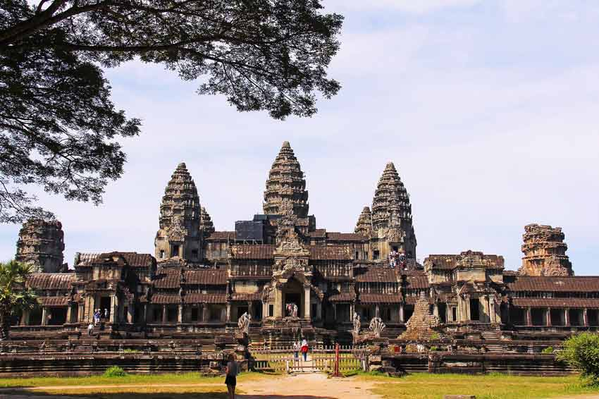 10 Budget Friendly Countries for Family Travel From India Cambodia