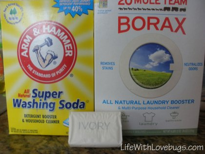 how to make a bar of soap from small pieces