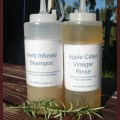 How to Make Herb Infused Shampoo
