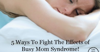5 Ways To Fght The Effects of Busy of Syndrome