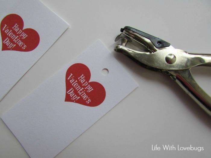 Washi Tape Valentines