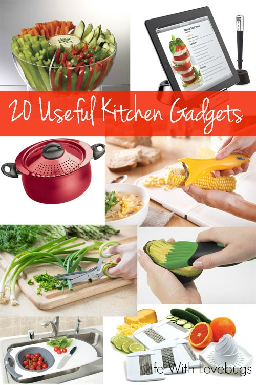 20 Useful Kitchen Gadgets - Life With Lovebugs