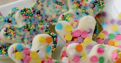 Bunny Sprinkle Candies
