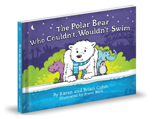 The Polar Bear Who Couldn't, Wouldn't Swim