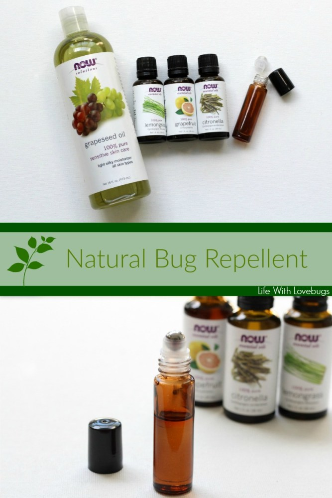 Natural Bug Repellent - Life With Lovebugs