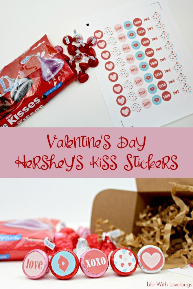 Valentines Day Kisses