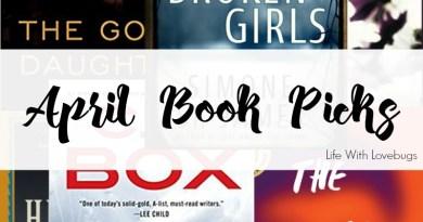 April Book Picks