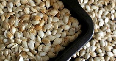 How to Roast Pumpkin Seeds + 10 Seasoning Ideas