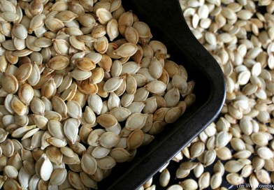 How to Roast Pumpkin Seeds + 10 Seasoning Ideas