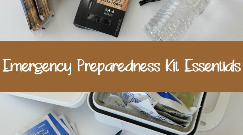Emergency Preparedness Kit Essentials