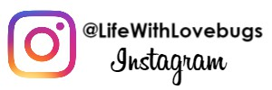 Follow @LifeWithLovebugs on Instagram