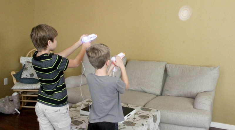 ProjeX Projecting Arcade Game for Kids (Review)