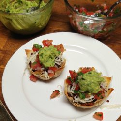 Taco Cups - An easy weeknight dinner recipe!