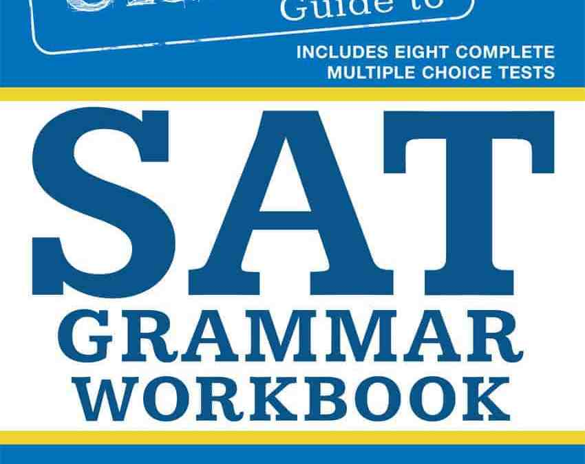 (Review) The Ultimate Guide to SAT Grammar