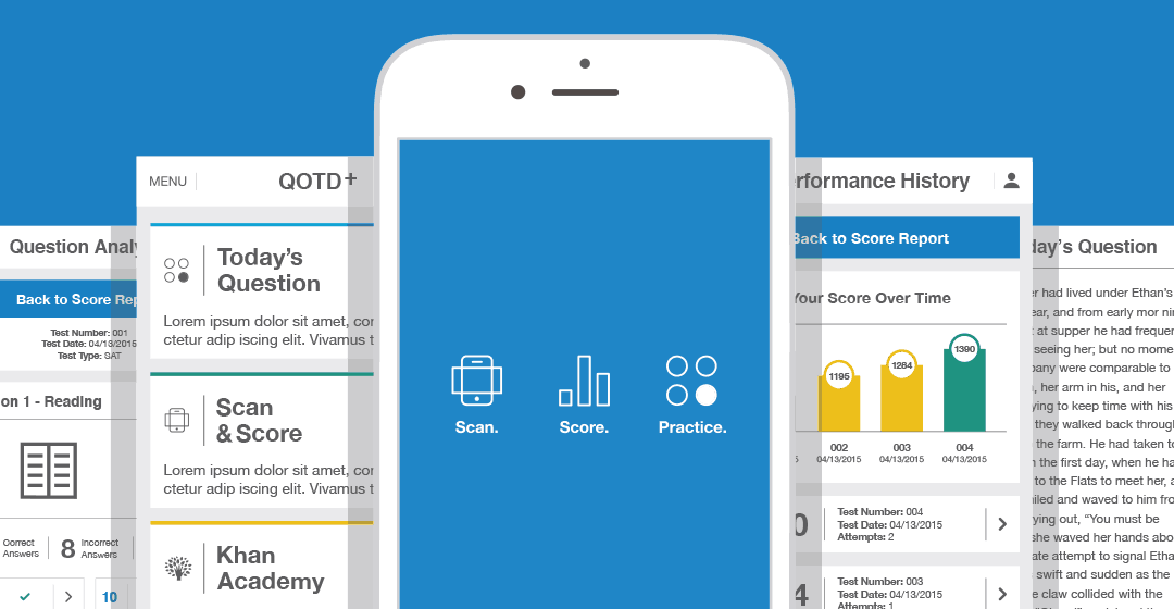Top 4 Apps to Help You Study for the SAT