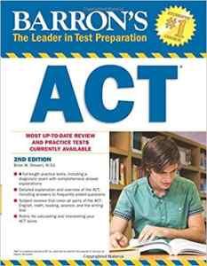 Barron's ACT, 2nd Edition