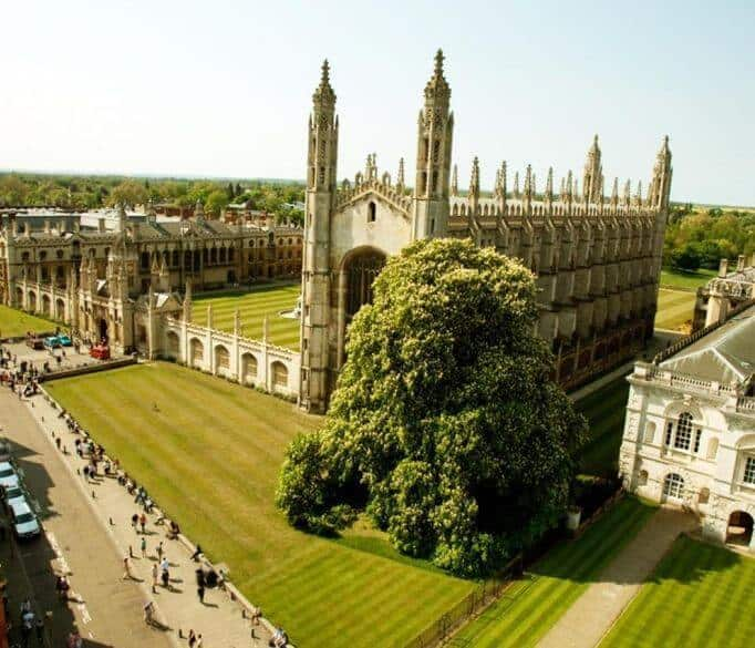 The Best Universities In Europe Oxford And Cambridge Love The Sat Test Prep