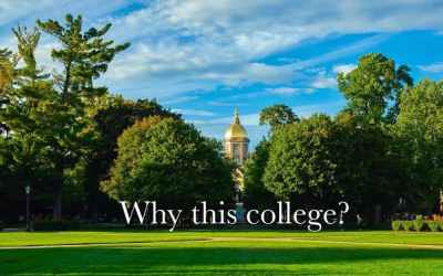 """How to Write the """"Why [Insert College Name Here]"""" Essay for Your College Application"""