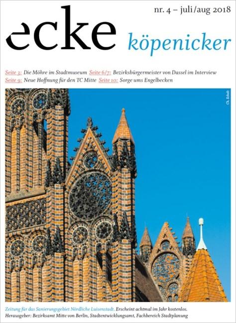 ecke nr. 4 - juli/aug 2018