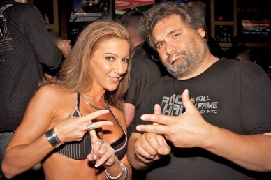 Artie Lange at Rick's
