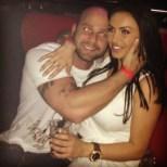 Gemma Massey fiance