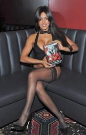 Rick's Girl Julianna with Artie Lange book