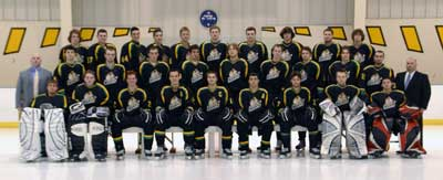 2007 Siena College Hockey