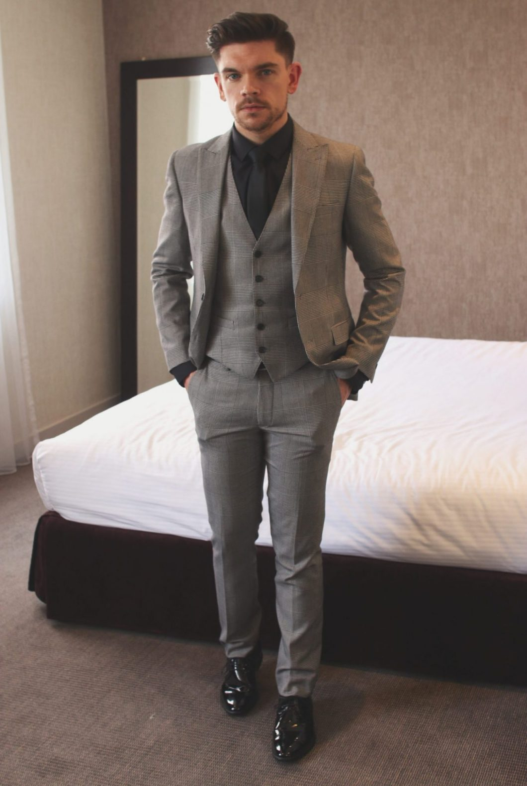 Robin James Man For Himself Prom Suit