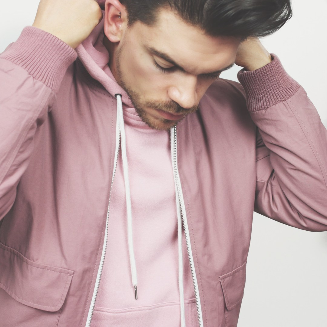 For-Himself-Pastel-Pink-Hoody