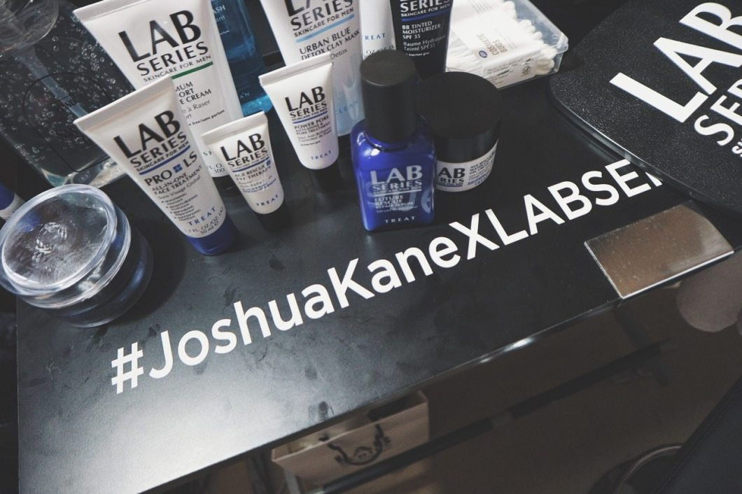 Joshua Kane | Lab Series| Hair and Grooming | LCM SS17