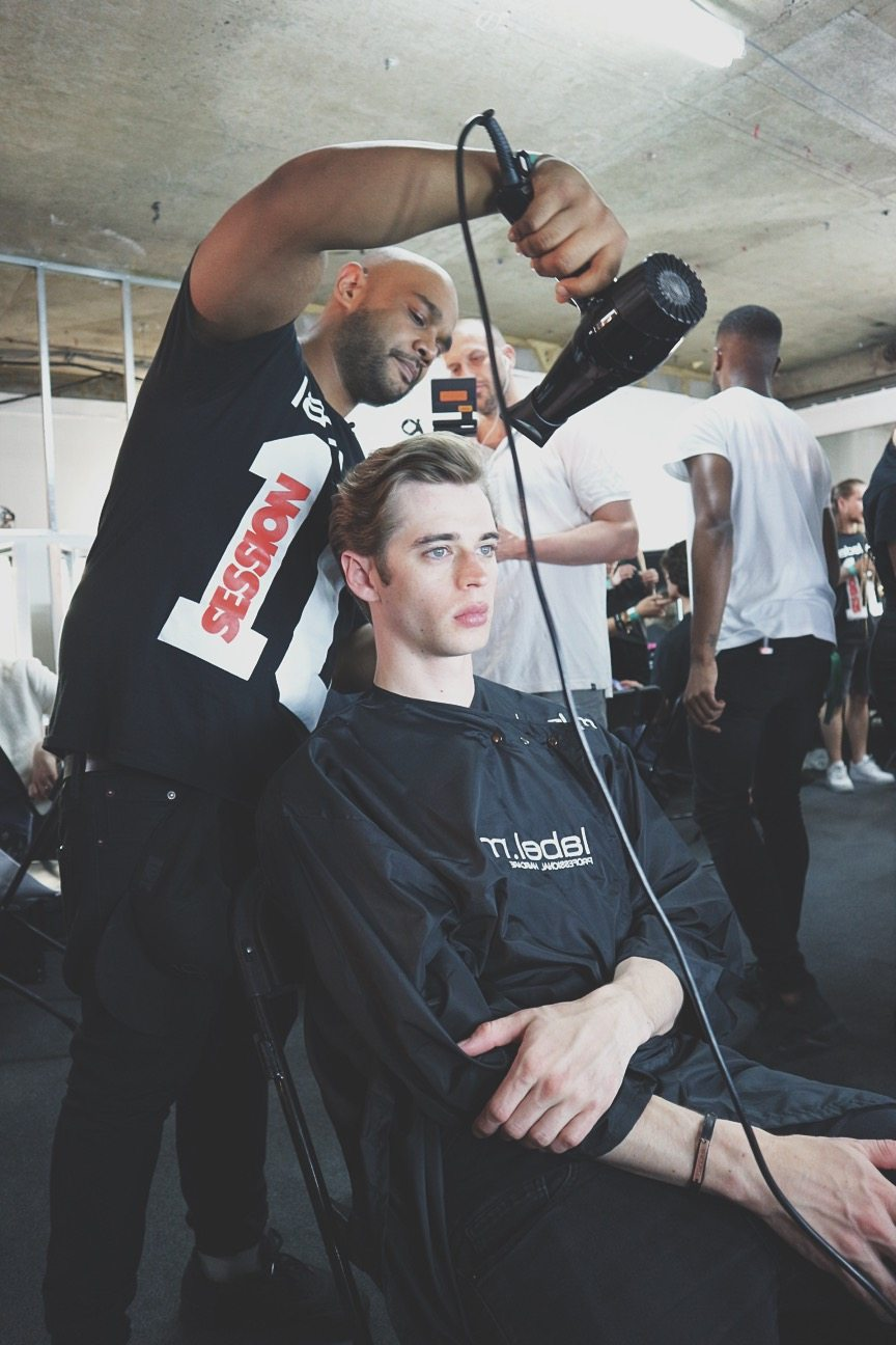 E Tautz | Label M | Hair and Grooming | LCM SS17