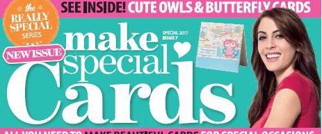 Make special card tijdschrift