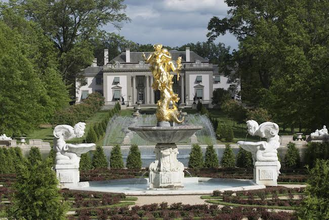 Brandywine Nemours Mansion and Gardens