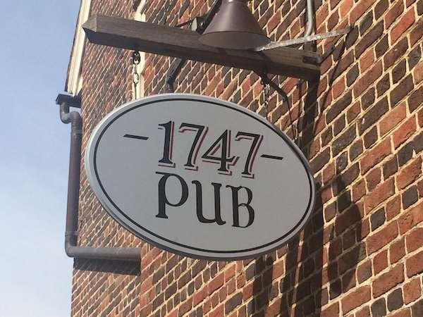 1747 Pub Annapolis MD