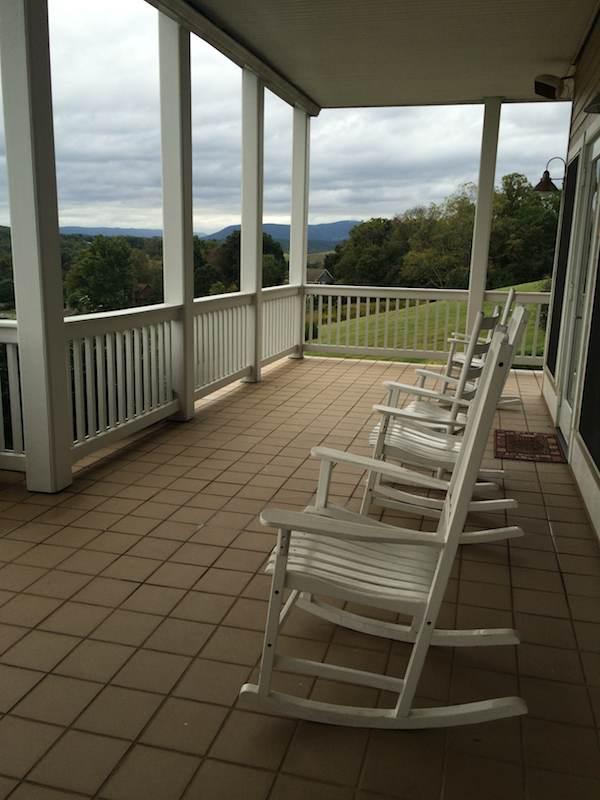 Inn at Riverbend, Blacksburg Virginia lodging