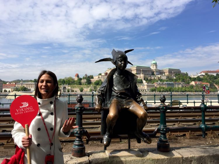 Active Budapest tour option from the Viking River Cruise