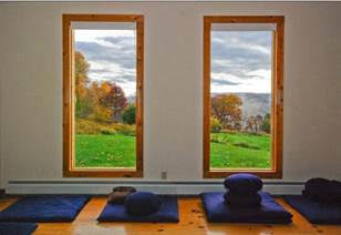 digital detox at Springwater Center, Finger Lakes, New York