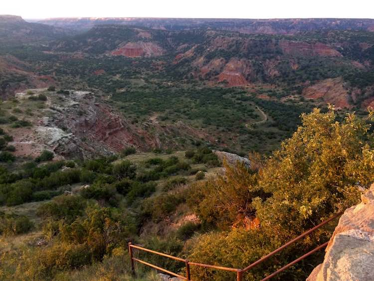 things to do in Amarillo: Palo Duro Canyon