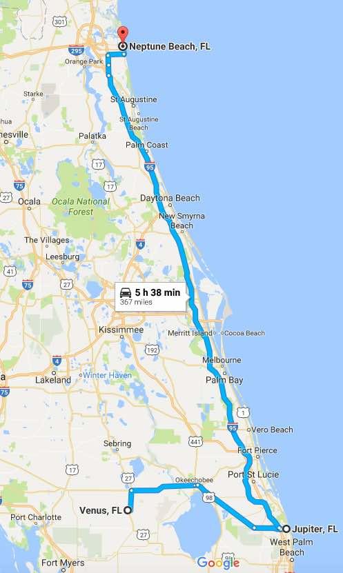 7 Fun Scenic Drives in Florida • McCool Travel