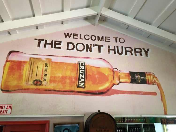 things to do in St. Croix: visit Cruzan rum factory