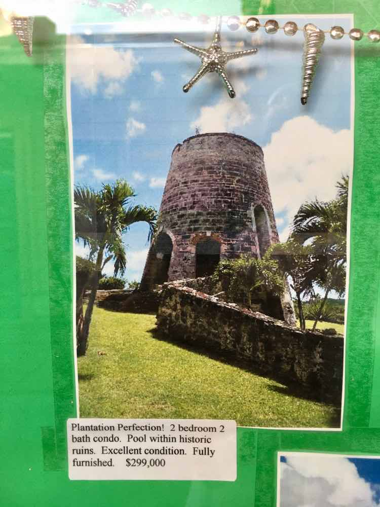 things to do in St. Croix: windmill house