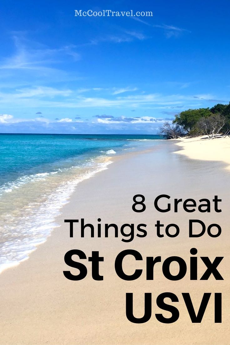 Great things to do in St. Croix include historic, nature, food, drink, and water activities. Among the things to do in St. Croix is celebrate Transfer Day.