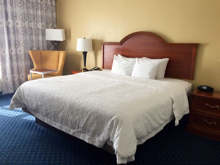 Hampton Inn and Suites Cabarrus County NC