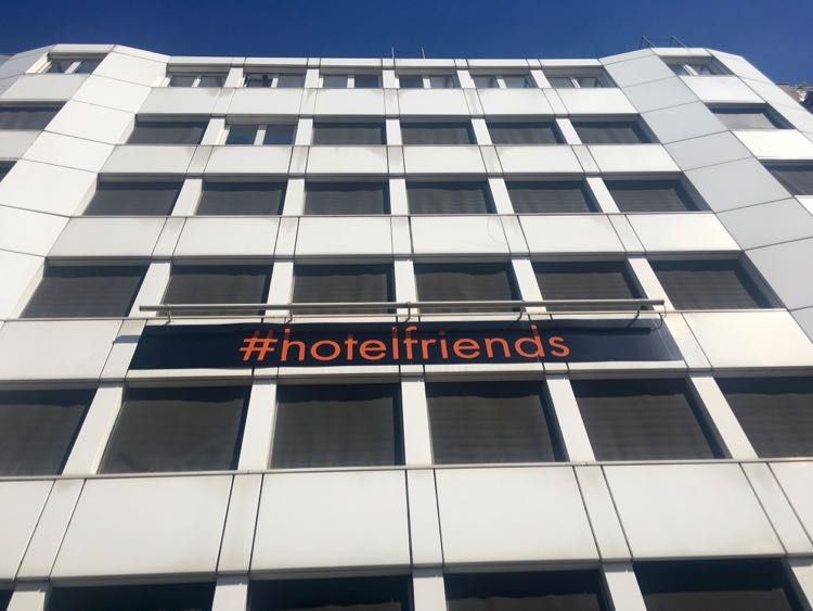 Hotel Friends in Dusseldorf #HotelFriends